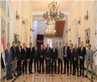 نادي قضاة مجلس الدولة بالإسكندرية يهنئ رئيس مجلس الدولة الجديد