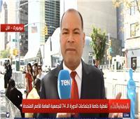 الديهي: عناصر مأجورة من 6 أبريل تحاول تشويه صورة مصر أمام العالم بنيويورك