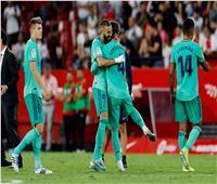 فيديو| ريال مدريد يعبر إشبيلية ويرتقي لوصافة الدوري الإسباني