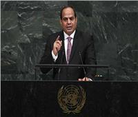 السيسي يتحدث بلسان القارة السمراء.. هموم وتطلعات إفريقيا على طاولة المجتمع الدولي
