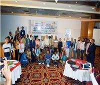 الشباب والرياضة تطلق منتدى شباب أفريقيا تحت شعار «نيل واحد شعب واحد»