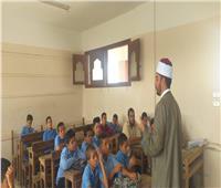 «وعاظ الأزهر» بالمدارس لتنفيذ حملة «التعليم يبني الإنسان وترتقي به الأوطان»