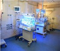 جولة تفقدية لوحدة عناية حديثي الولادة بمستشفى سوهاج الجامعي