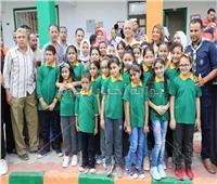 محافـظ المنوفية يفتتح توسعات عدد من المدارس بزاوية رازين في منوف
