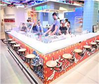 وزيرة السياحة تشارك في افتتاح أحد سلاسل المطاعم المصرية الشهيرة بنيويورك