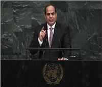 ننشر نص كلمة السيسي أمام اجتماع «الرعاية الصحية الشاملة» بالأمم المتحدة