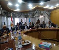 بروتوكول تعاون بين نقابة الصحفيين المصرية والسعودية