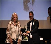 صور| بدء حفل توزيع جوائز حسنين هيكل بدار الأوبرا