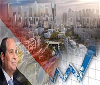 أرقام| كيف تحولت مصر اقتصاديًا في 8 سنوات من الانهيار للقمة؟