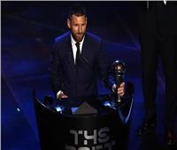 عاجل| «ميسي» أفضل لاعب في العالم 2019