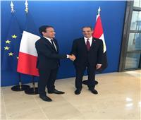 وزير الاتصالات يبحث مع مؤسسات فرنسية التعاون بمجال دعم الابتكار التكنولوجي