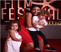 صور| الأطفال نجوم عرض فيلم «الفارس والأميرة» في الجونة