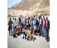 «الشباب والرياضة» تواصل فعاليات منتدى شباب إفريقيا لحوض النيل
