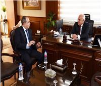 محافظ ومدير الأمن يتابعان تأمين المدارس ببورسعيد