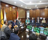 وزير التعليم العالي يؤكد أهمية افتتاح الجامعة التكنولوجية في بني سويف