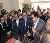 صور| لأول مرة.. بدء الدراسة بالكلية المصرية الكورية للتكنولوجيا