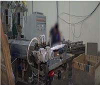 فيديو| ضبط صاحب مصنع «فلاتر مياه» بدون ترخيص في القاهرة