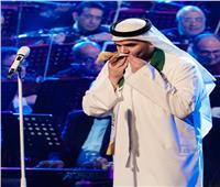 صور| «الجسمي» يحتفل باليوم الوطني السعودي بحفل «دويتو» مع الجمهور