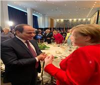 صور  لقاءات مكثفة للرئيس السيسي مع زعماء العالم خلال مأدبة غداء بالأمم المتحدة