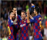 فيديو  برشلونة يستعيد انتصاراته بهدفين في فياريال
