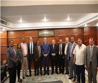 في لقائه وفد أثيوبي.. «سعفان»: مصر ترحب بأي تعاون أفريقي