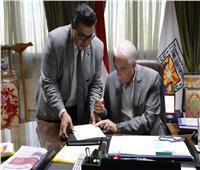 محافظ جنوب سيناء يتكفل بدفع المصاريف الدراسية لغير القادرين