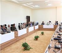 وزير التعليم العالي يترأس اجتماع لجنة المشروعات القومية