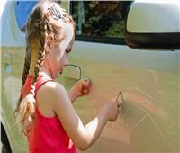 14 خطوة للإزالة «الخدوش» من سيارتك