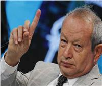 ساويرس: الإخوان راكبين الموجة وعايزين يولعوها