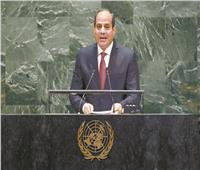 دبلوماسيون: خطاب الرئيس بالأمم المتحدة رسائل مباشرة وواضحة للعالم