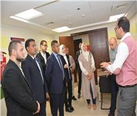 عقد بروتوكول لخدمة المرضي بين مركز تحيا مصر والأورمان