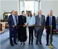افتتاح معرض «صنع في دمياط» بأرض المعارض بمدينة نصر