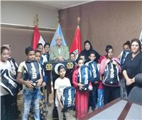 مع بدء العام الدراسي .. توزيع 350 حقيبة مدرسية للطلاب الأكثر احتياجًابالبساتين