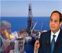 خالد النجار يكتب: «ألغاز» الغاز.. لهيب «ظهر» يشعل جنون الإخوان