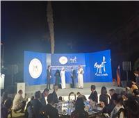 وزيرة السياحة تتحدث عن الأيقونة «أم ياسر»|صور
