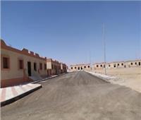 وزير الإسكان: الانتهاء من إنشاء 514 بيتا و32 وحدة سكنية بمشروع إسكان الروضة