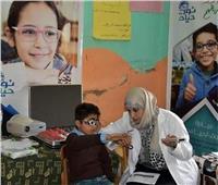 فيديو| تحيا مصر: صرف النظارات بالمجان ضمن مبادرة نور حياة