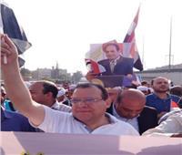 البدوي: مليونية المنصة جاءت دعما لاستقرار الدولة المصرية