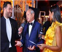 نجيب ساويرس: مهرجان الجونة بشكل مختلف العام القادم