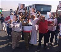 دبلوماسيون: المصريون حائط الصد ضد أي محاولات للنيل من مصلحة الوطن
