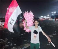حكاية « حسين» أصغر بائع حلوى في المنصة