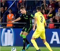 شاهد| فياريال يكتسح ريال بيتيس بالدوري الإسباني