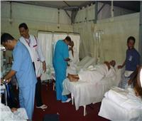 «سموم الإسكندرية» يستقبل 7 حالات تسمم من الفسيخ.. بينهم طفلة 18 شهرا