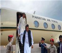 طائرة رئيس الوزراء الباكستاني تهبط اضطراريا في نيويورك