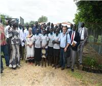 العيادة المصرية بـ«جوبا» تجري مسح فيروس سي لـ221 مواطناً بجنوب السودان