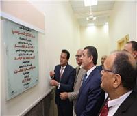 صور.. وزير التعليم العالي يفتتح منشآت تعليمية وبحثية جديدة بجامعة المنصورة