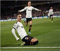 فالنسيا يفوز على أتلتيك بلباو بهدف في الدوري الإسباني