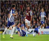 فيديو| تريزيجيه يصنع هدفًا رائعًا في تعادل أستون فيلا مع بيرنلي