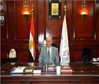محافظ الاقصر يتفقد مشروع الصرف الصحي بمدينة الطود