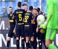 فيديو  إنتر ميلان يفوز بثلاثية على سامبدوريا في الدوري الإيطالي